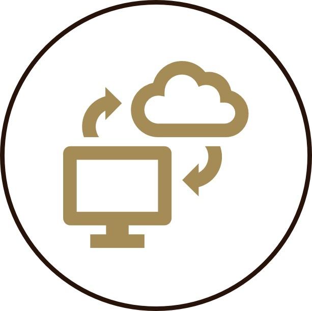 cloud sicherung